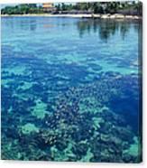 Tahiti Papeete Canvas Print