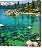 Tahoe Bliss Canvas Print