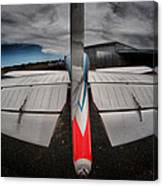 Tail Clouds Canvas Print