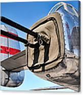 Tail Gunner Canvas Print