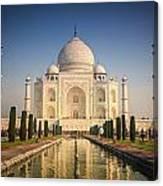 Taj Mahal 1 Canvas Print