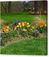 Take A Deep Breath Of Springtime Canvas Print