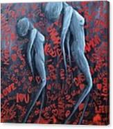 Talisman - Love Canvas Print