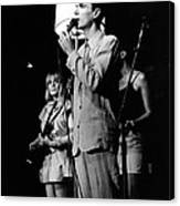 Talking Heads 1983 Canvas Print