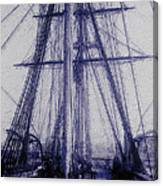 Tall Ship 2 Canvas Print