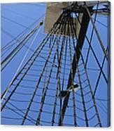 Tall Ship IIi Canvas Print