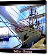 Tall Ships 2013 Canvas Print