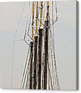 Tall Tall Ship Canvas Print