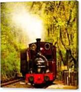 Talyllyn Railway 2 Canvas Print
