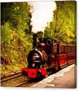 Talyllyn Railway 4 Canvas Print