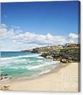 Tamarama Beach Beach In Sydney Australia Canvas Print