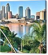 Tampa Bay Florida Canvas Print