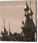 Tampa Minarets  Canvas Print