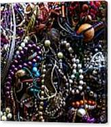 Tangled Baubles Canvas Print
