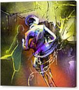 Tangoscape 02 Canvas Print