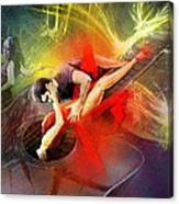 Tangoscape 06 Canvas Print
