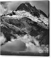 Tantalus Mountains - Canadian Coastal Mountain Range Canvas Print
