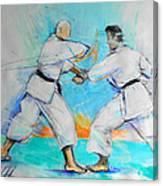 Tanto Dori Canvas Print