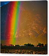 Taos Magic Canvas Print