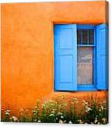 Taos Window IIi Canvas Print