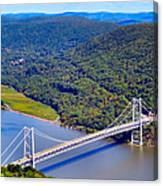 Bear Mountain Bridge 2 Canvas Print
