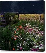 Tapestry In The Wild Canvas Print