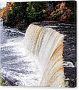 Taquamenon Falls II Canvas Print
