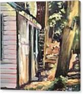 Tara Loon Canvas Print