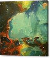 Tarantula Nebulae Canvas Print