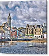 Tarbert -  Loch Fyne Canvas Print