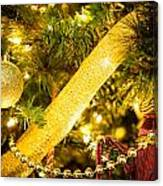 Tassels Under The Tree Canvas Print