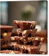 Tasty Chocolate Canvas Print