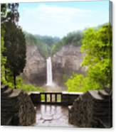 Taughannock Falls Canvas Print