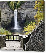 Taughannock Falls Overlook Canvas Print