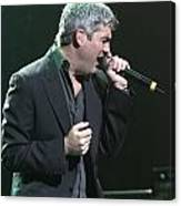 Taylor Hicks Canvas Print