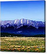 Taylor Park - Colorado Canvas Print