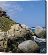 Tayrona National Park Canvas Print