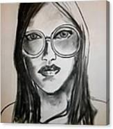 Teacher's Aide Canvas Print