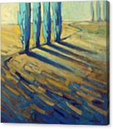 Teal Canvas Print
