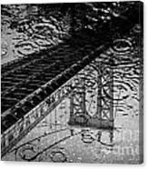 Tears Of New York Canvas Print