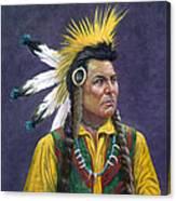 Tecumseh Canvas Print