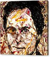 Ted Bundy Electric Canvas Print