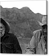 Ted Degrazia And Broderick Crawford Gallery In The Sun Tucson Arizona 3-1969-2009   Canvas Print