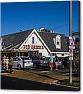 Ted Drewes Canvas Print