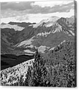 Telluride Backcountry Canvas Print