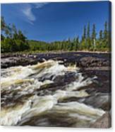 Temperance River 3 Canvas Print