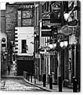 Temple Bar / Dublin Canvas Print