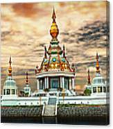Temple Island. Canvas Print