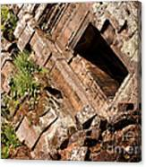 Temple Ruins 03 Canvas Print