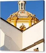 Templo De La Merced Guadalajara Mexico Canvas Print